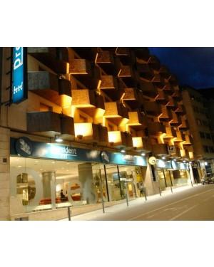 Andorra la Vella in Andorra