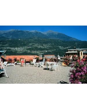 Morbegno-Sondrio in Italien