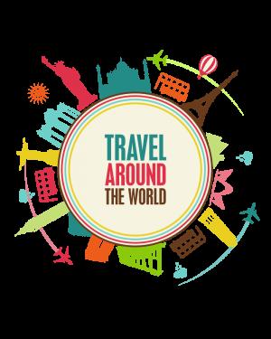 Weltweit reisen: 7 Nächte für Zwei