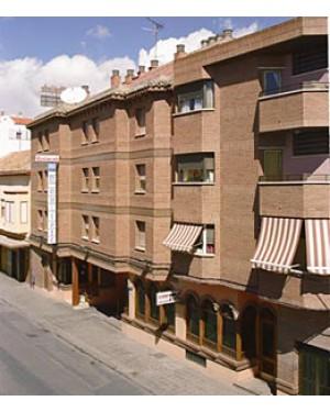 Alcazar de San Juan in Spanien